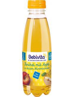 Bebivita Fenchel mit Apfel in stillem Mineralwasser