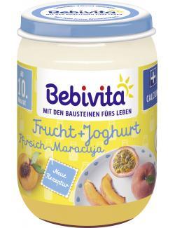 Bebivita Frucht + Joghurt Pfirsich-Maracuja