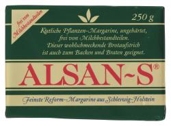 Alsan-s feinste Reform Margarine (250 g) - 4002724000997