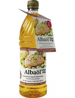 Albaöl Schwedische Rapsöl-Zubereitung