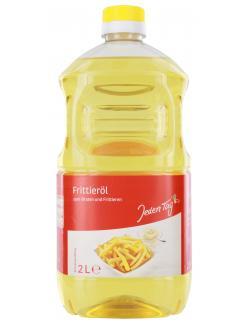 Jeden Tag Frittieröl
