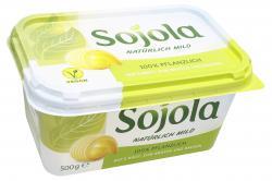 Sojola Soja Margarine ohne Palmöl