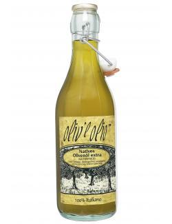Merano Oliv´e olio Natives Olivenöl extra naturtrüb