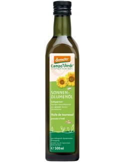 Campo Verde Demeter Sonnenblumenöl kaltgepresst