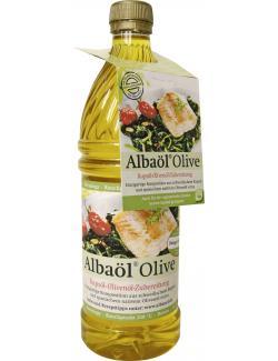 Albaöl Olive Rapsöl-Olivenöl-Zubereitung