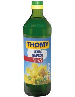 Thomy Reines Rapsöl, Flasche (750 ml) - 7613034723482