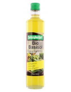 Seitenbacher Bio-Basisöl (500 ml) - 4008391086265