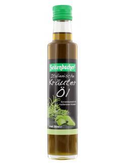 Seitenbacher Italienische Kräuteröl (250 ml) - 4008391082465