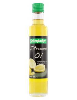 Seitenbacher Zitronenöl (250 ml) - 4008391082779