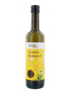 Basic Sonnenblumenöl nativ