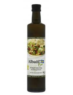 Albaöl Bio Rapsöl-Zubereitung mit Buttergeschmack