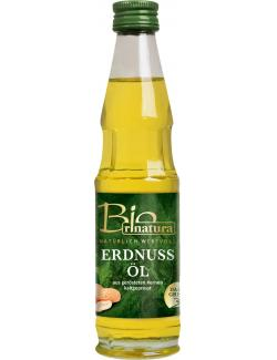 Rinatura Bio Daily Green Erdnussöl kaltgepresst