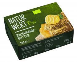 NaturWert Bio Sauerrahmbutter