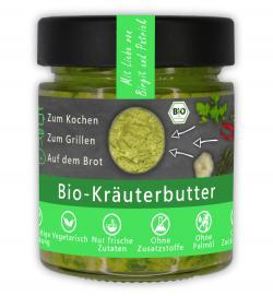 Kaestler Bio-Kräuterbutter mit Knoblauch