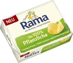 Rama Die 100% Pflanzliche