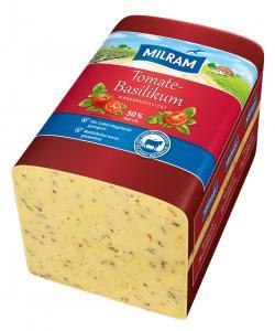 Milram Tomate-Basilikum-Käse - 4036300498434