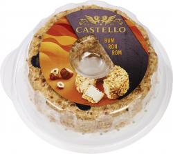 Castello Rum-Nusskranz 70% Fett i. Tr.
