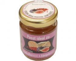 Ruwisch & Zuck Feige-Rosa Pfeffer Senfsauce