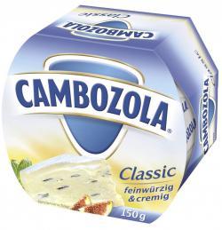 Cambozola Weichkäse classic feinwürzig & cremig