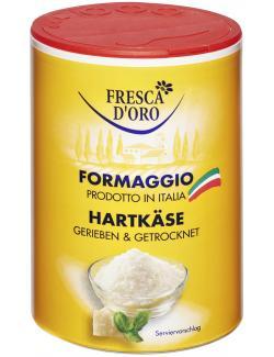 Fresca D'Oro Hartkäse gerieben & getrocknet