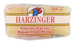 Harzinger Kleiner Harzer Bauernhandkäse (125 g) - 4002683005200