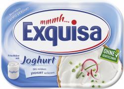 Exquisa Frischkäse mit Joghurt