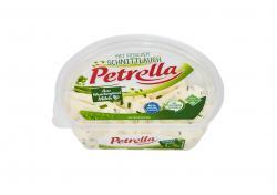 Petri Petrella mit Schnittlauch