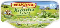 Milkana Schmelzkäse Kräuter leicht