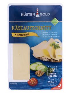 Küstengold Käseaufschnitt 3 Sorten