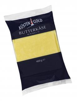 Küstengold Butterkäse (400 g) - 4000436545027