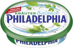 Philadelphia Frischkäse Balance Kräuter