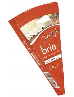 Jeden Tag Brie Spitze 60% Fett i.Tr.