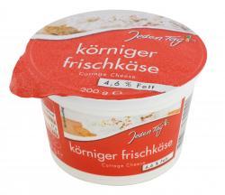 Jeden Tag Körniger Frischkäse (200 g) - 4306188364061