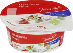 Jeden Tag Mozzarella Minis