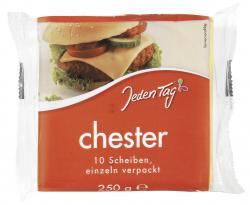 Jeden Tag Schmelzkäse-Scheiben Chester