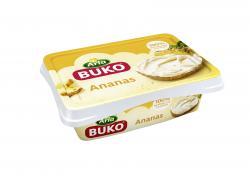 Arla Buko Ananas Frischkäse, ohne Gentechnik