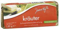 Jeden Tag Schmelzkäse Kräuter (150 g) - 4306188723981