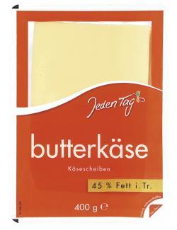 Jeden Tag Butterkäse (400 g) - 4306188724247