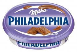 Philadelphia Fantasie mit Milka