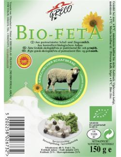 Greco Bio-Feta
