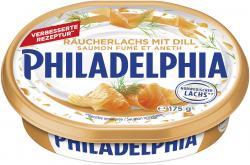 Philadelphia Balance Räucherlachs mit Dill