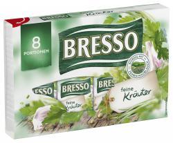 Bresso Portionen Feine Kräuter (120 g) - 3272770003711