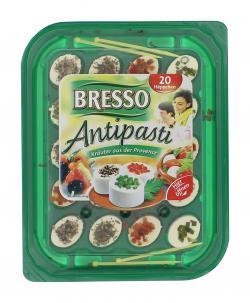 Bresso Antipasti mit Kräutern Häppchen (100 g) - 3175333021002