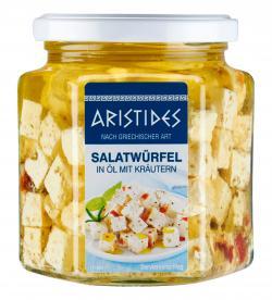 Aristides Salatwürfel in Öl mit Kräutern