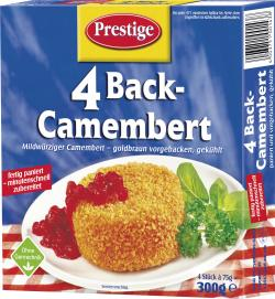 Prestige Back-Camembert (300 g) - 4003751001438
