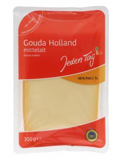 Jeden Tag Gouda Holland mittelalt (300 g) - 4306180225308