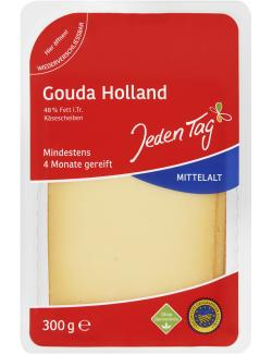 Jeden Tag Gouda Holland mittelalt