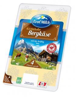 Tirol Milch Kitzbüheler Bergkäse (150 g) - 9006020050682