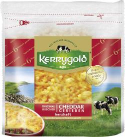 Kerrygold Original Irischer Cheddar gerieben (150 g) - 4001954304011
