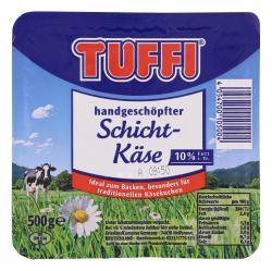 Tuffi Schichtkäse (500 g) - 4054700105004